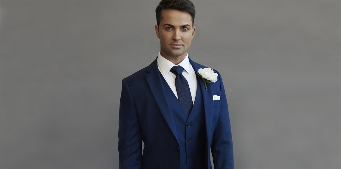mens suit hire